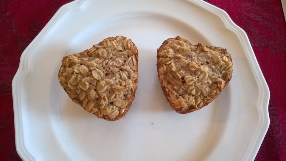 Heart Shaped Baked Oatmeal_n